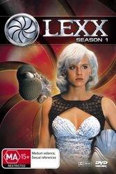 Lexx The Dark Zone Netflix