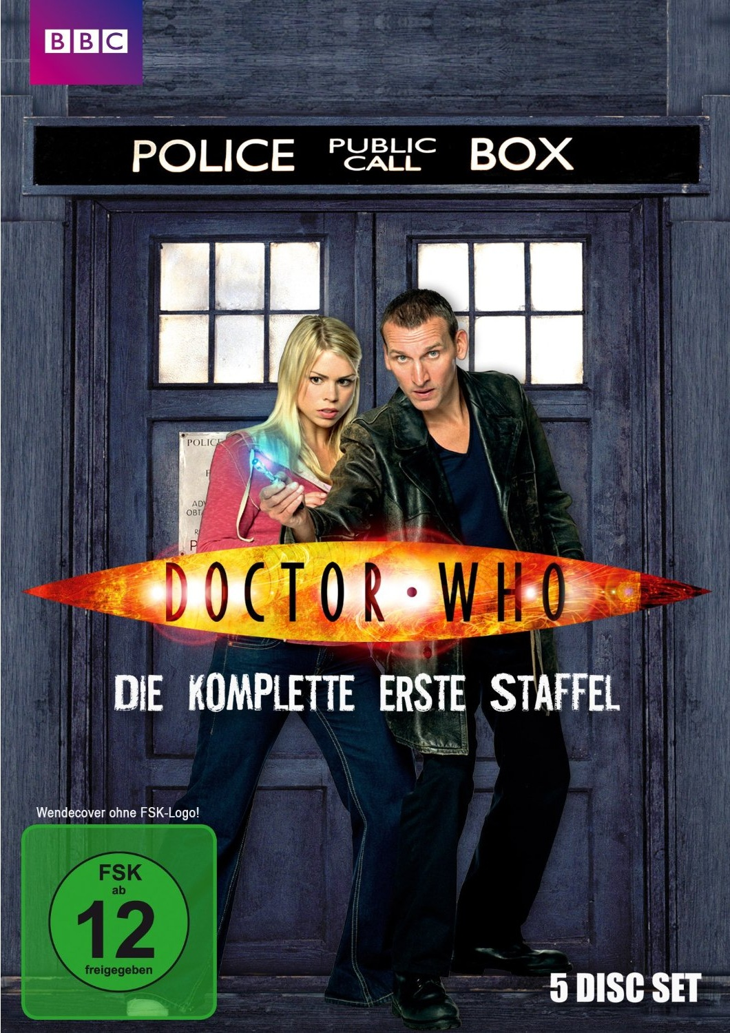 Dr Who Staffel 11