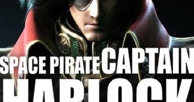 Space Pirate Captain Harlock – Teaser online