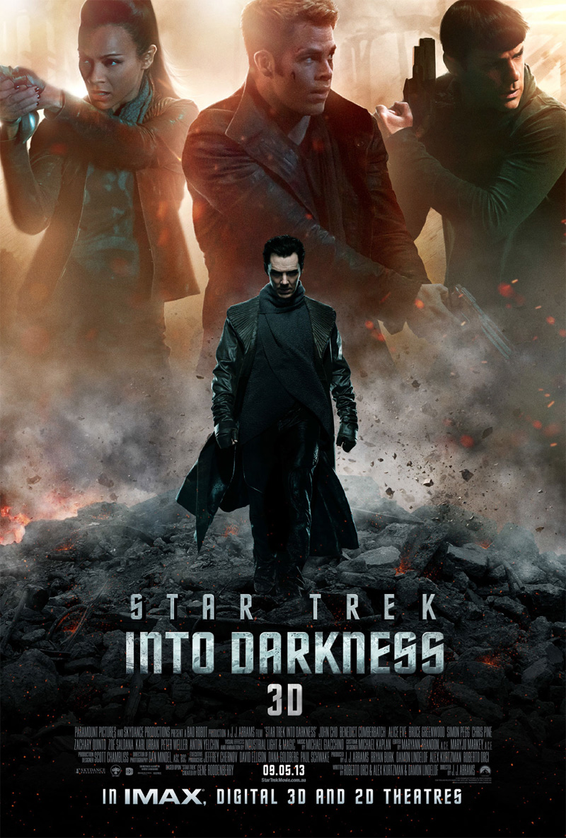 Star Trek Into Darkness - Poster 2