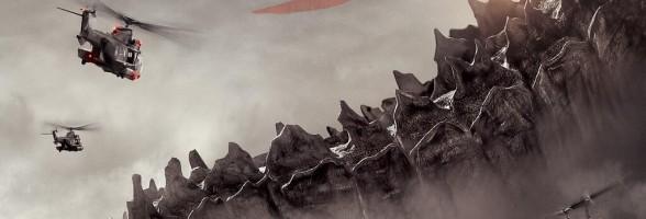 Godzilla – Imponierendes Poster