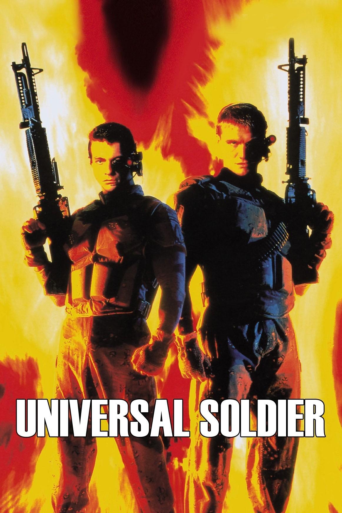 Universal Soldier Filme