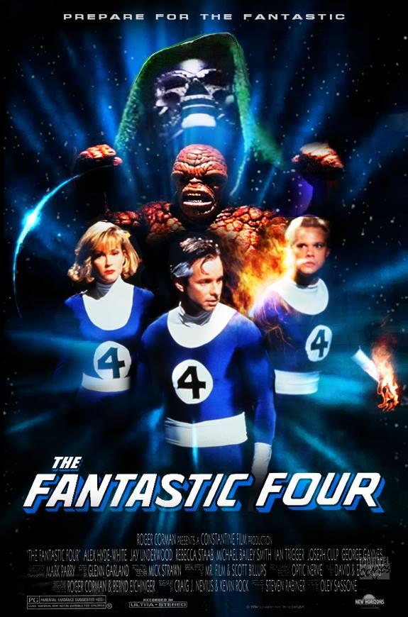 Fantastic Four Namen