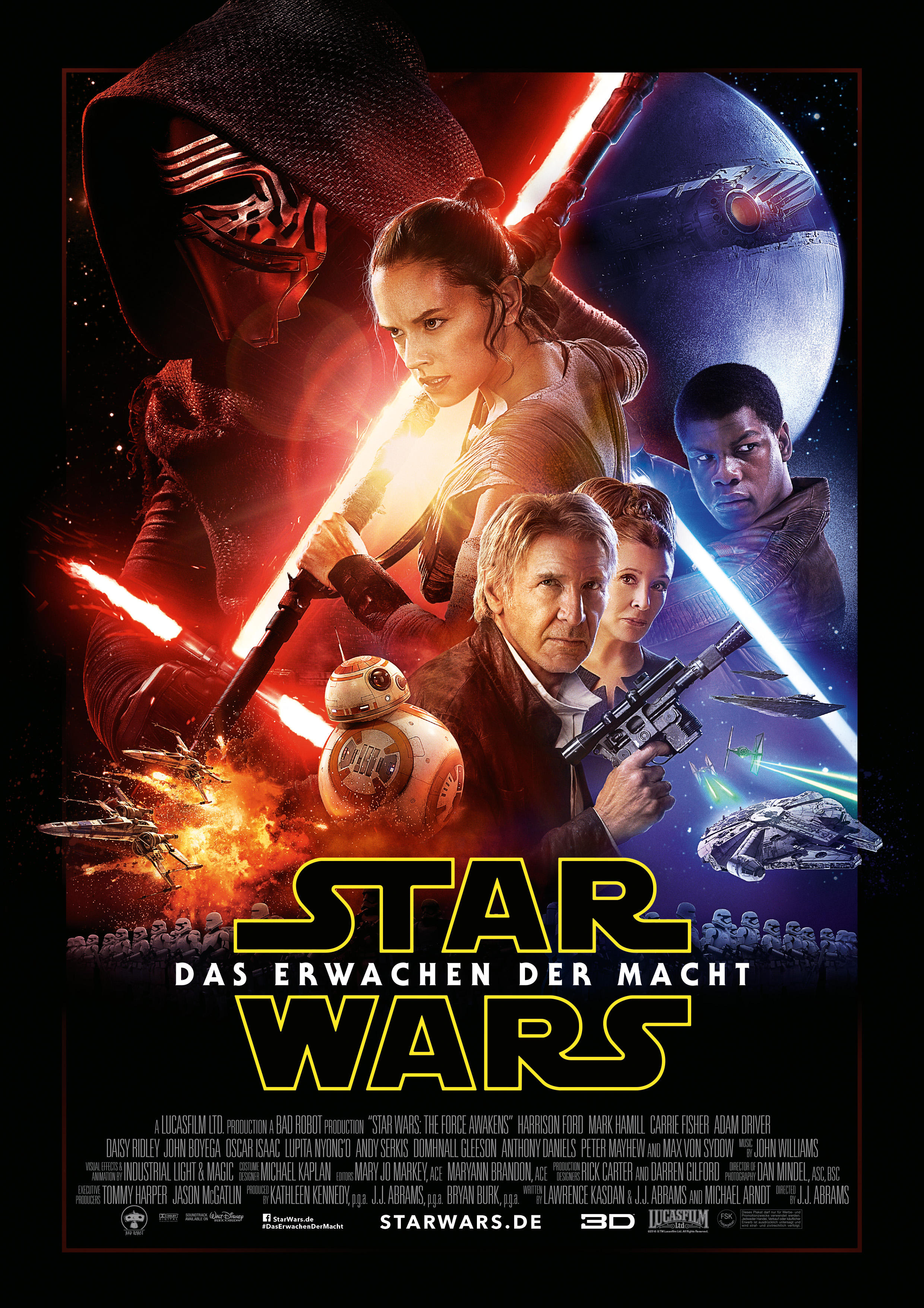Star Wars: Das Erwache...
