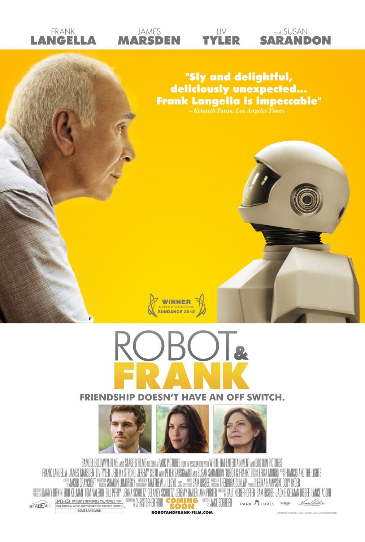 Robot & Frank – Zwei diebische Komplizen
