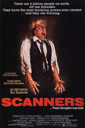 Scanners – Ihre Gedanken können töten