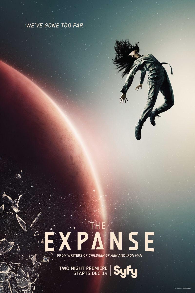 Bildergebnis für the expanse plakat