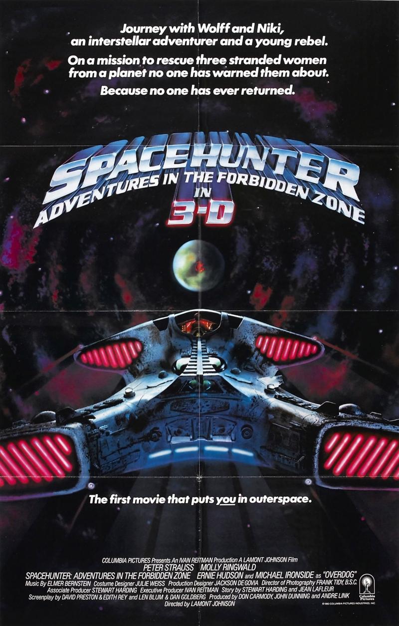Spacehunter: Jäger im All